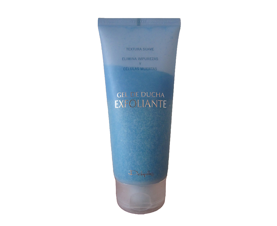 Deliplus Gel Duche Exfoliante 200ml