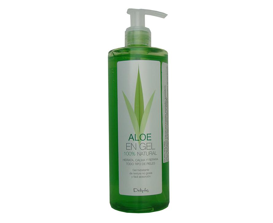 Deliplus Aloe Vera Gel 100% 390ml