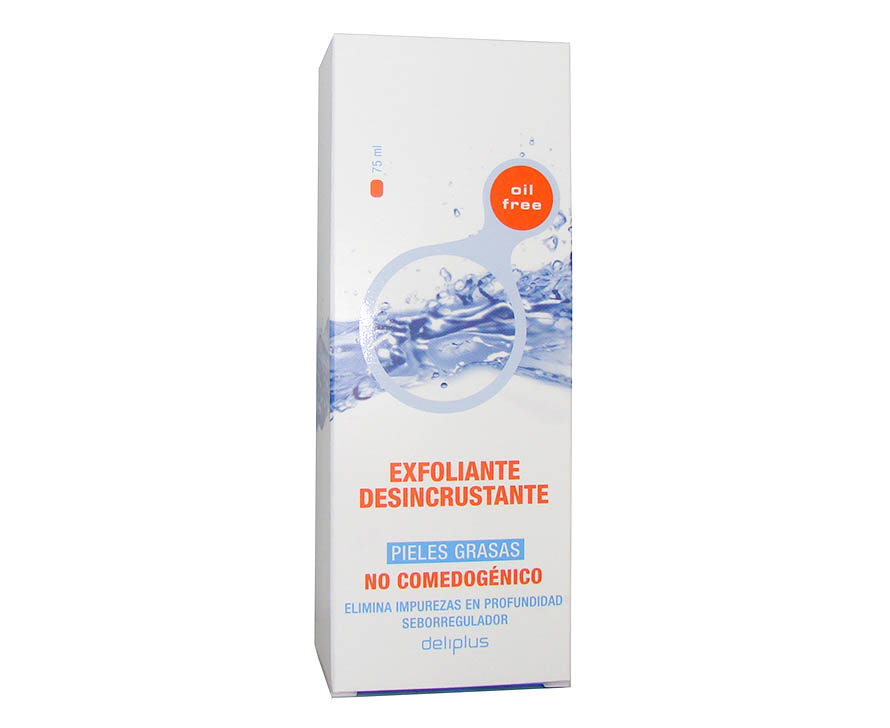 Deliplus Exfoliante Seborregulador 75ml