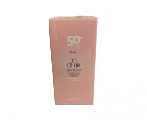 DELIPLUS SOLCARE PROTETOR SOLAR CREME C COR FPS50 - Loja maquilhagem online. Skin Care, Tratamento Corpo, Perfumes low cost
