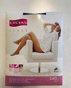 LYCIAS CLASS COLLANT 140 T2 PRETO